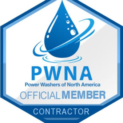 Member of Power Washers of North America